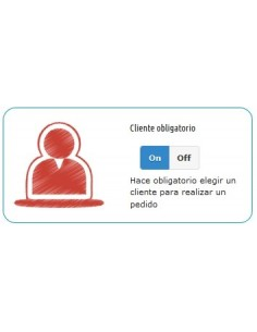 Cliente obligatorio